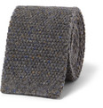 Oliver Spencer - Knitted Wool Tie