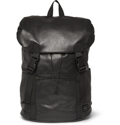 Porter-Yoshida & Co Aloof Leather Backpack