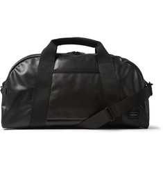 Porter-Yoshida & Co Aloof Canvas and Leather Boston Bag