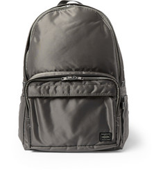 Porter-Yoshida & Co Tanker Quilted Satin-Canvas Backpack