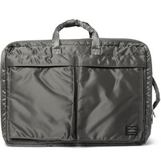 Porter-Yoshida & Co Porter Quilted Satin Convertible Backpack