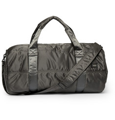 Porter-Yoshida & Co Tanker Quilted Satin-Canvas Holdall