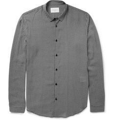Sandro Lightweight Printed Shirt