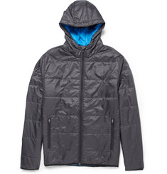 Aether Shelter Hooded Quilted Jacket