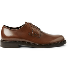 Tod's Polished Leather Derby Shoes