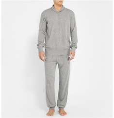Hanro Wool-Blend Sweatpants