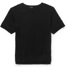 Undercover Double-Layered Cotton T-Shirt