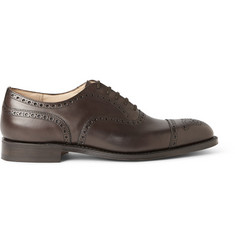 Church's Diplomat Leather Oxford Brogues