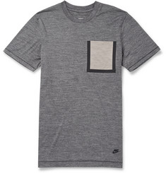 Nike White Label Dri-FIT Wool-Blend T-Shirt