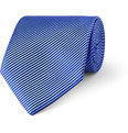 Charvet - Striped Woven-Silk Tie