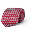 Charvet - Patterned Silk Tie