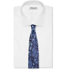 Charvet Paisley-Patterned Silk Tie