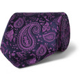 Charvet - Paisley-Patterned Silk Tie
