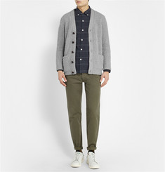 Beams Plus Checked Cotton Shirt