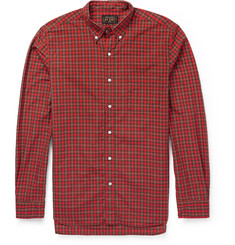 Beams Plus Tartan Cotton Shirt