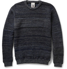 S.N.S. Herning Temporal Textured Wool Sweater
