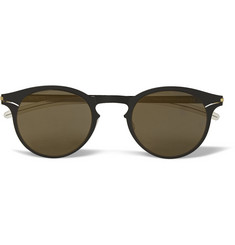 Mykita Maple Lightweight Metal Sunglasses