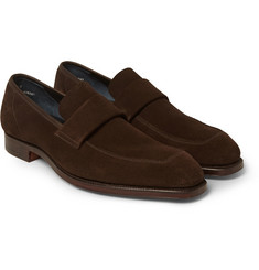 Richard James Suede Loafers