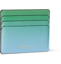 Richard James Ombré Leather Cardholder