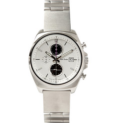 Paul Smith Shoes & Accessories Final Eyes Stainless Steel Chronograph Watch