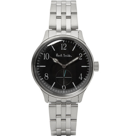 Paul Smith Shoes & Accessories City Classic Stainless Steel Watch