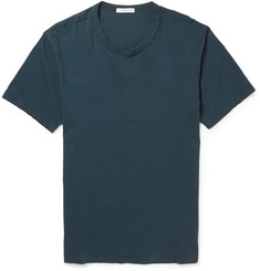 James Perse Crew Neck Cotton-Jersey T-ShirtCrew Neck Cotton-Jersey T-Shirt