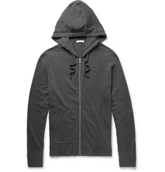 James Perse Cotton-Jersey Hoodie