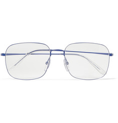 Safilo x Marc Newson Square-Framed Optical Glasses