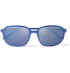 Safilo x Marc Newson Square-Framed Sunglasses