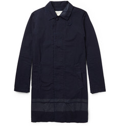 Remi Relief Cotton and Wool-Blend Coat