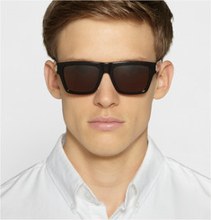 Saint Laurent Bold 5 Square-Frame Acetate Sunglasses