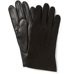 Dents Suede and Leather Gloves