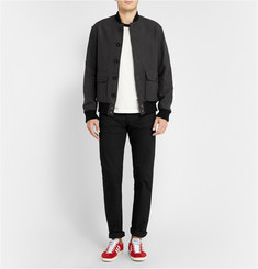 Private White V.C. Moleskin-Cotton Bomber Jacket