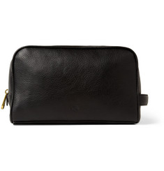 Mulberry - Full-Grain Leather Wash Bag