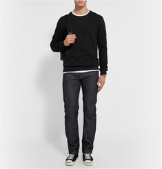Nudie Jeans Fairtrade Organic Cotton-Jersey Sweatshirt