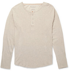 Nudie Jeans - Fairtrade Organic Cotton-Jersey Henley T-Shirt