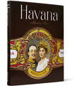 Assouline Havana: Legendary Cigars by Charles Del Todesco, Hardcover Book