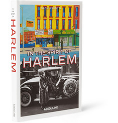 Assouline In the Spirit of Harlem by Naomi Fertitta Hardcover Book