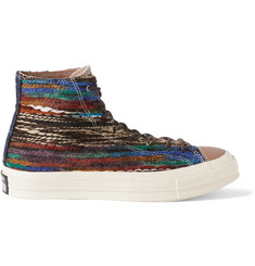 Converse 1970s All Star Chuck Taylor Woven High-Top Sneakers