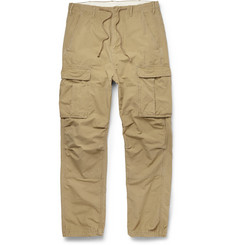 Neighborhood Regular-Fit Ripstop Cotton Trousers