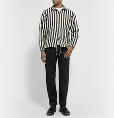 Neighborhood Striped Cotton-Twill Jacket