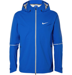 Nike Rain Runner Hooded Shell Running Jacket