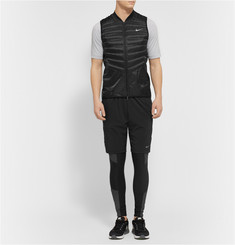Nike Aeroloft Running Down-Filled Quilted Gilet