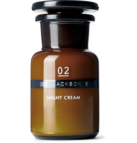 Dr. Jackson's 02 Night Skin Cream, 50ml