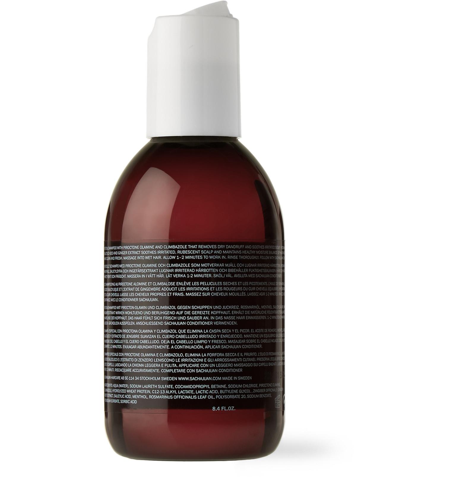 SACHAJUAN - Scalp Shampoo, 250ml