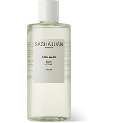SACHAJUAN Shiny Citrus Body Wash, 300ml
