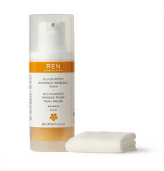 Ren Skincare Glycolactic Radiance Renewal Mask, 50ml