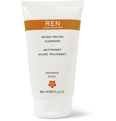 Ren Skincare Micro Polish Cleanser, 150ml