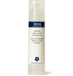 Ren Skincare Tamanu High Glide Shaving Oil, 50ml