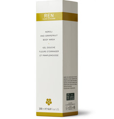 Ren Skincare Neroli and Grapefruit Body Wash 200ml